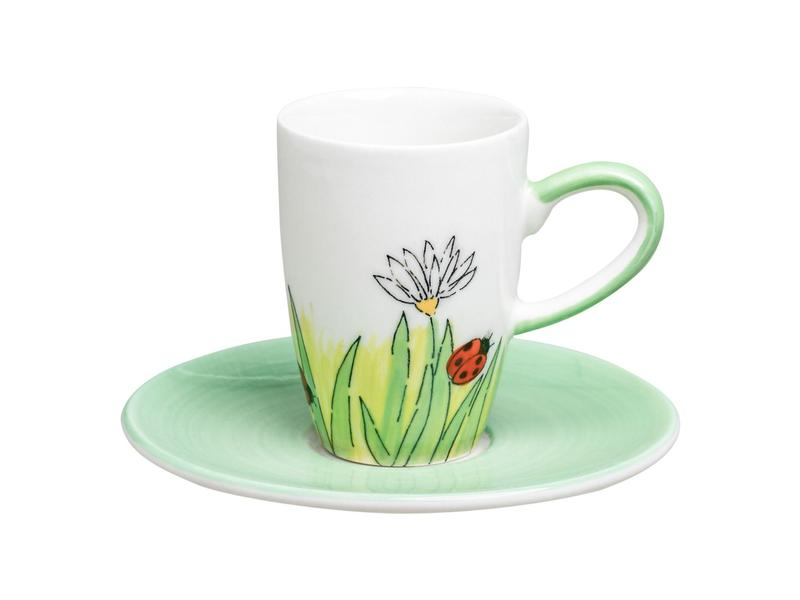 Espressotasse Frühlingserwachen