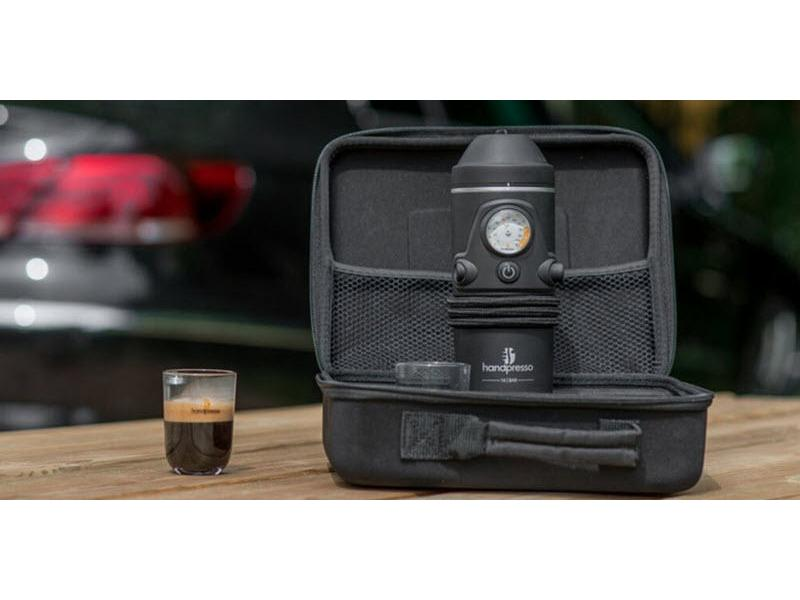 Reisekaffeemaschine Auto Hybrid E.S.E. Pads