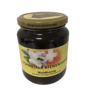 Schweizer Bienenhonig - Waldhonig
