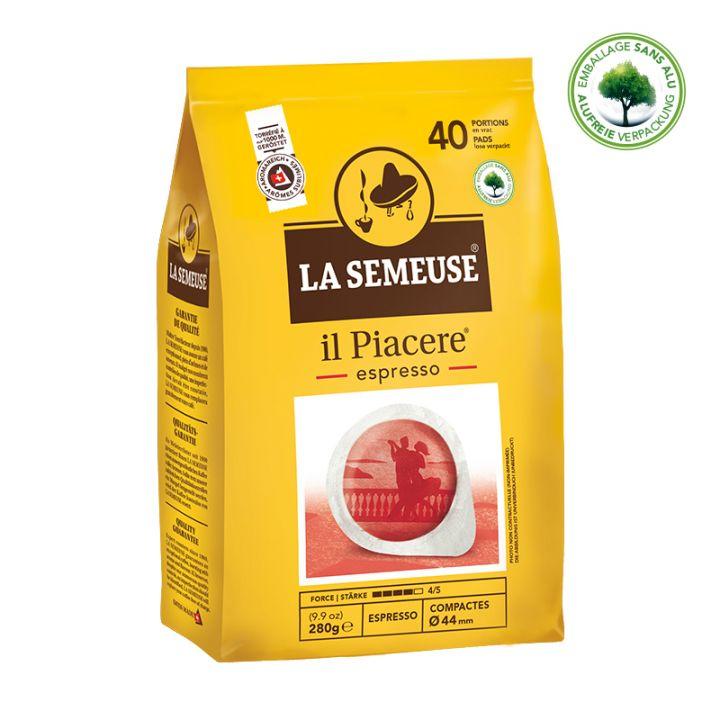 iL Piacere | 40 Portionen lose | 44mm