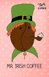 Mr. Irish Coffee Glühbirne