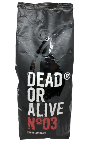 DEAD OR ALIVE ESPRESSO N°03