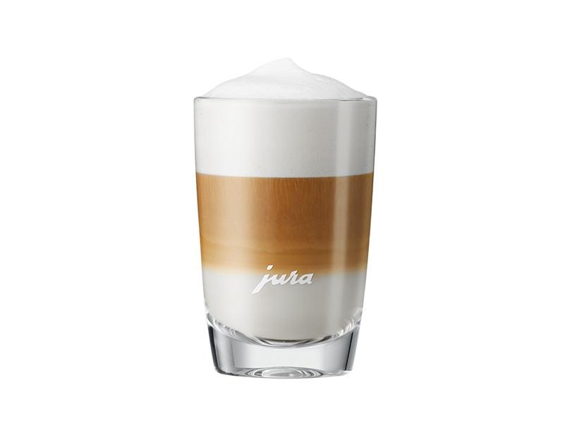 Latte-macchiato-Gläser 2er Set
