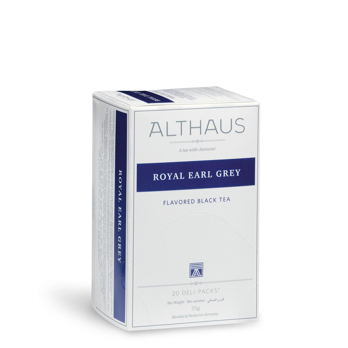 Royal Earl Grey - Schwarztee