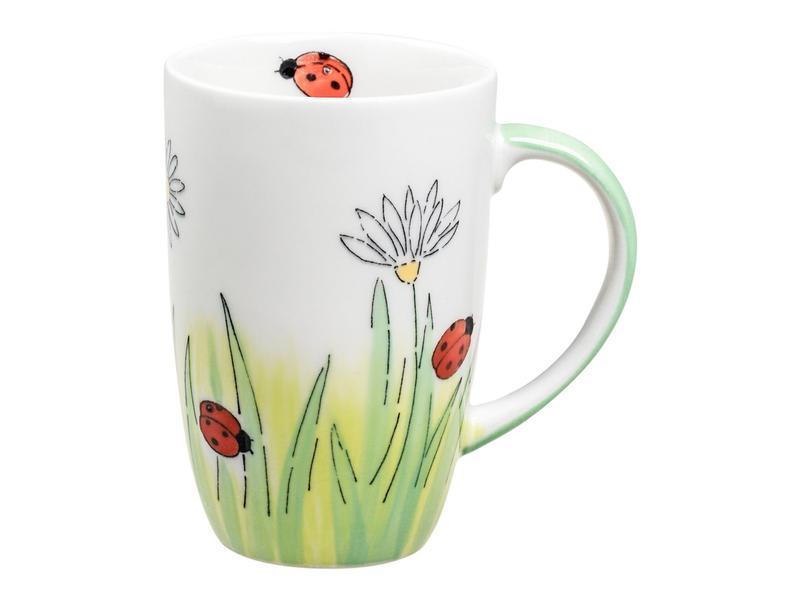 Kaffeetasse Frühlingserwachen