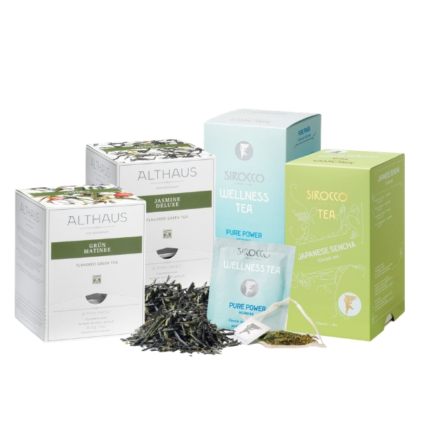 Tee Set - Green Tea