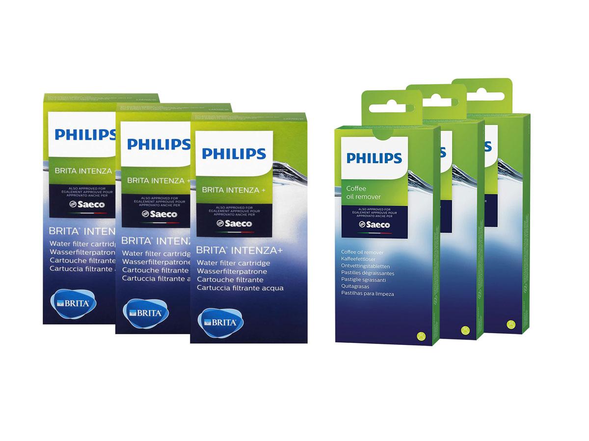 Philips Reinigungsset Brita Intenza