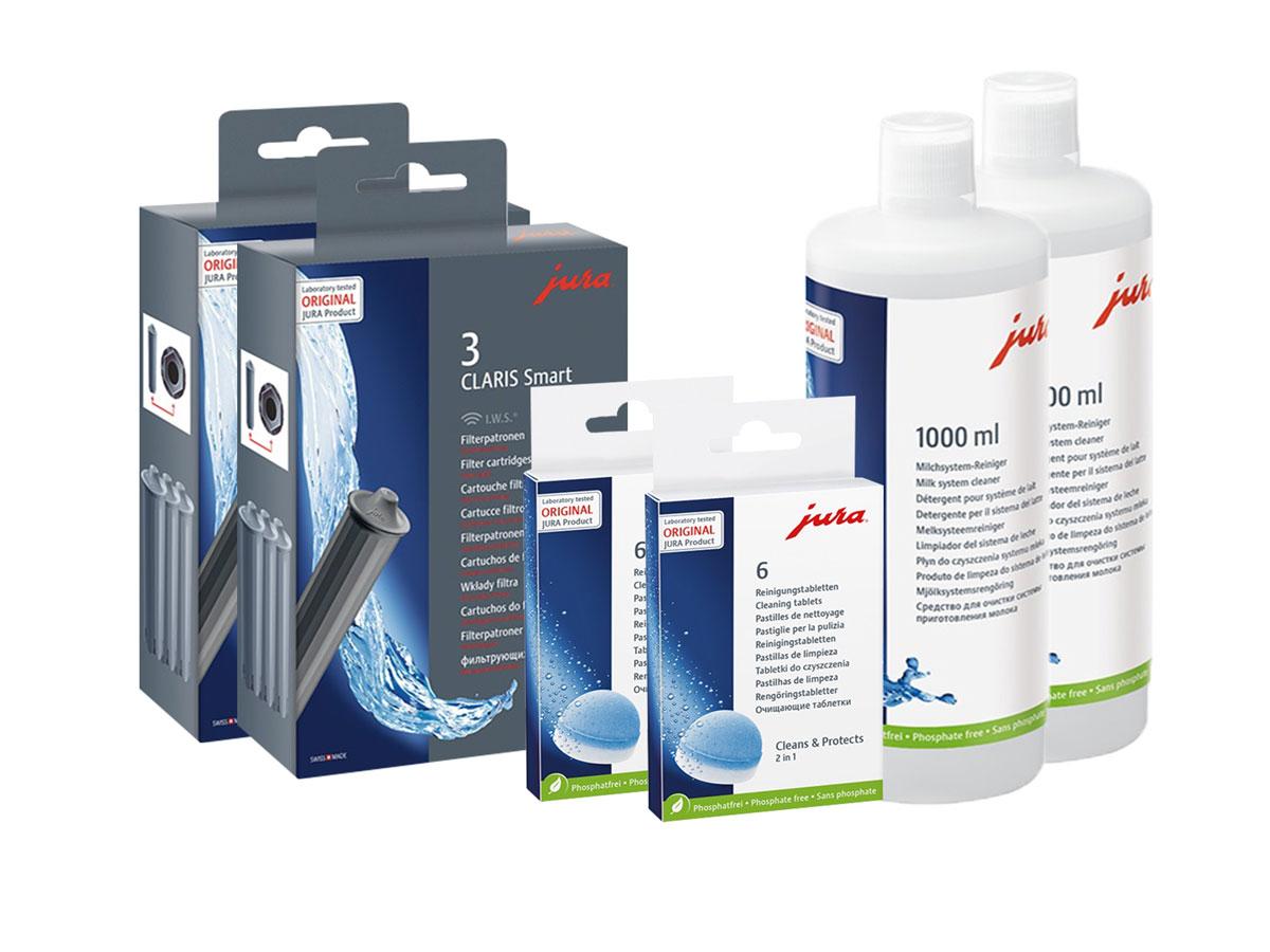 JURA Reinigungsset Smart + Milch