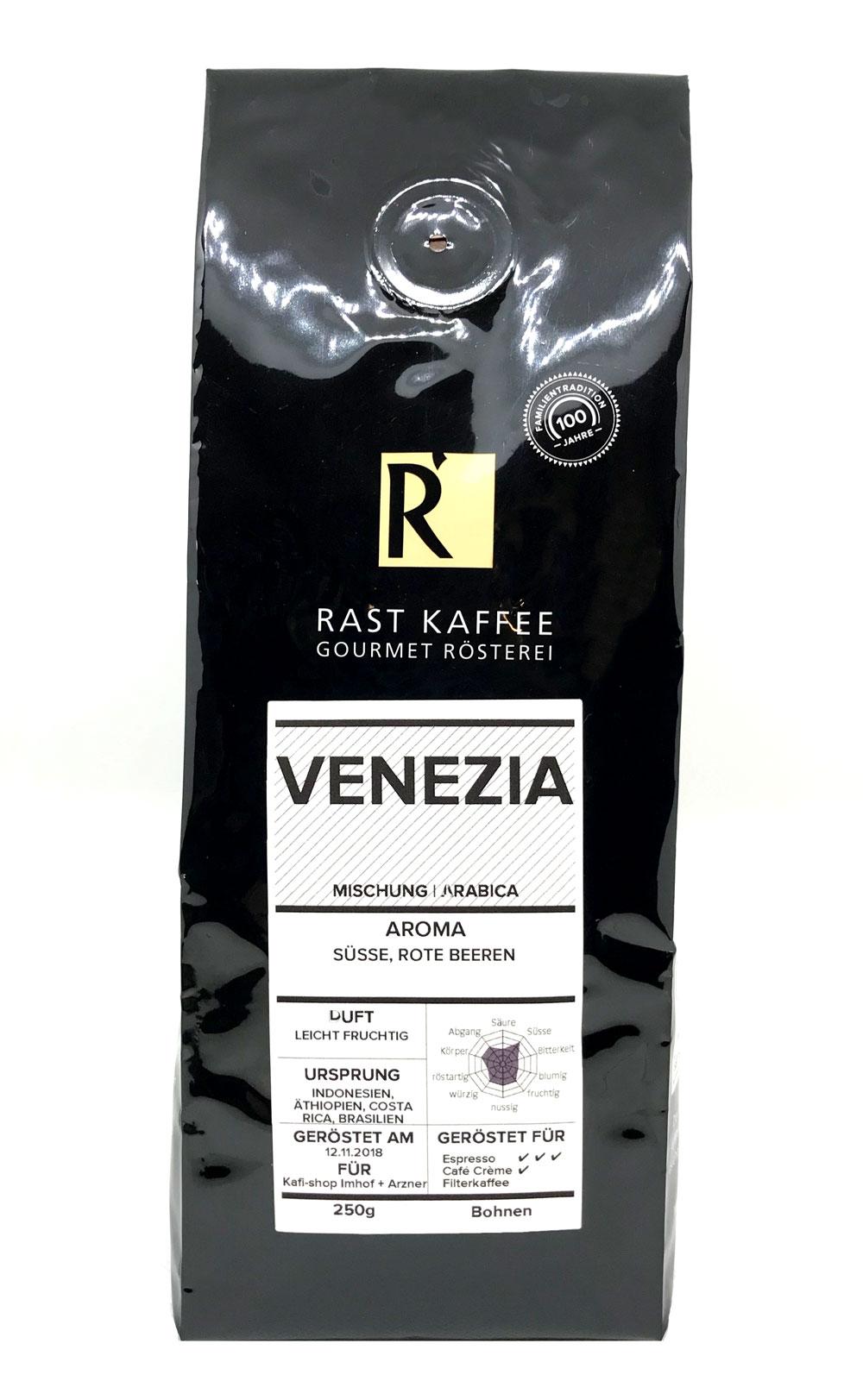 Kaffee Venezia 250g