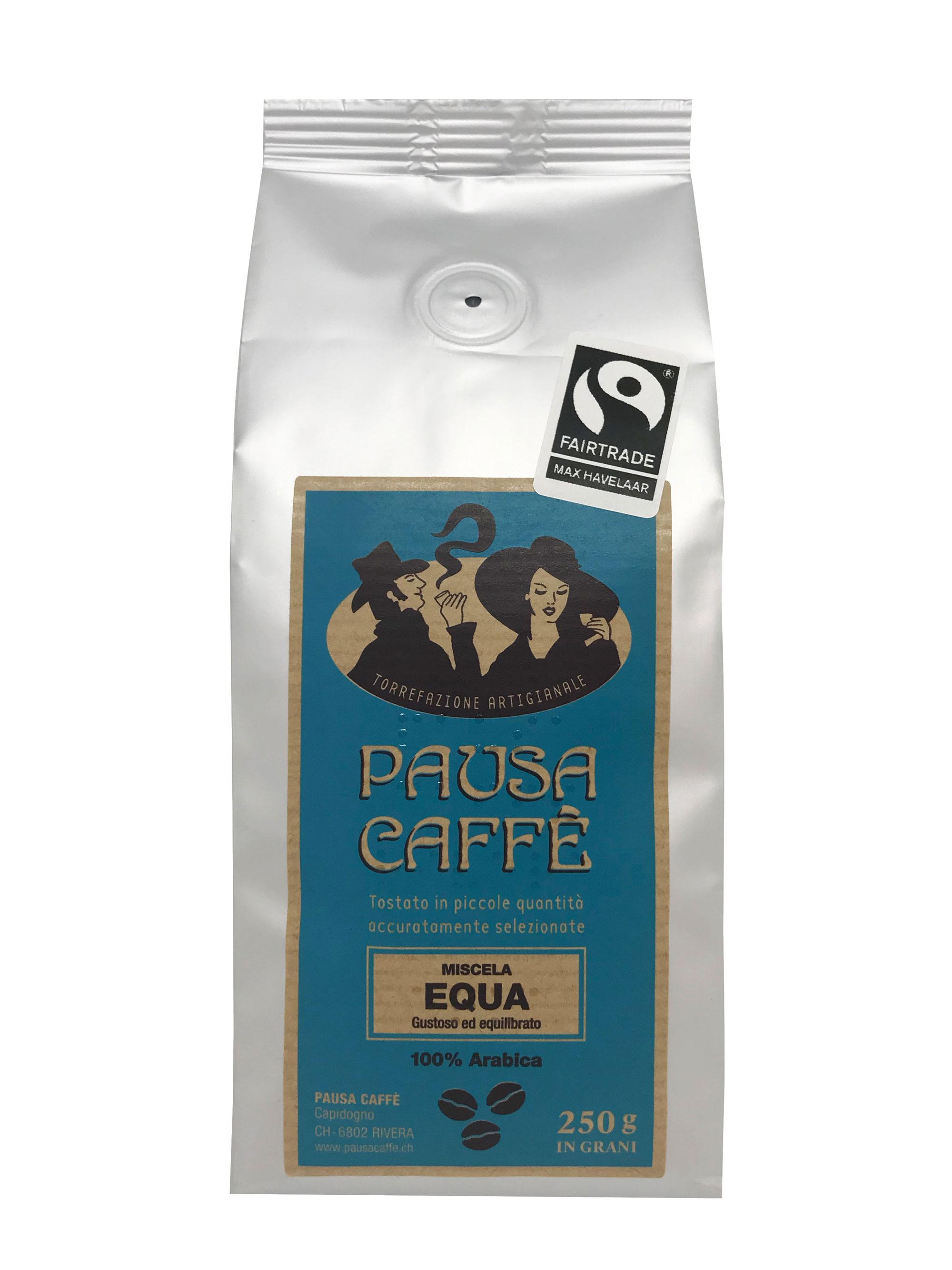 EQUA fairtrade 250g
