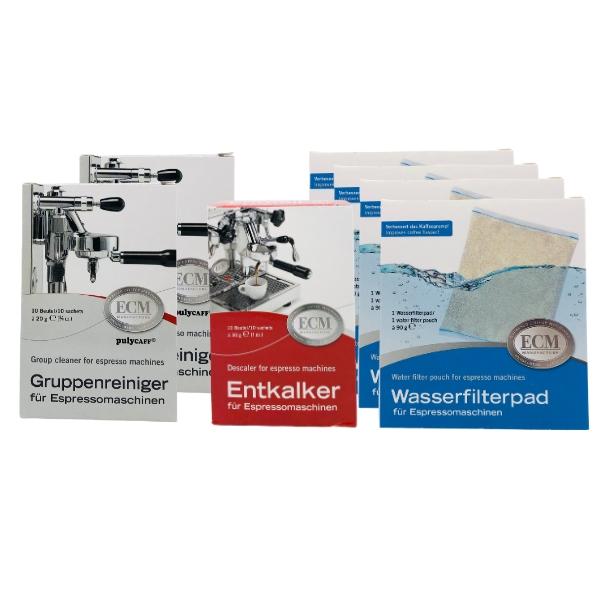 Barista Set Reinigung No.2 Filterpads