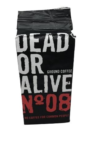 DEAD OR ALIVE MOKA N°08