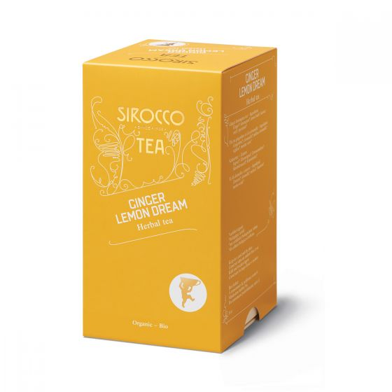 Ginger Lemon Dream - Bio Kräutertee