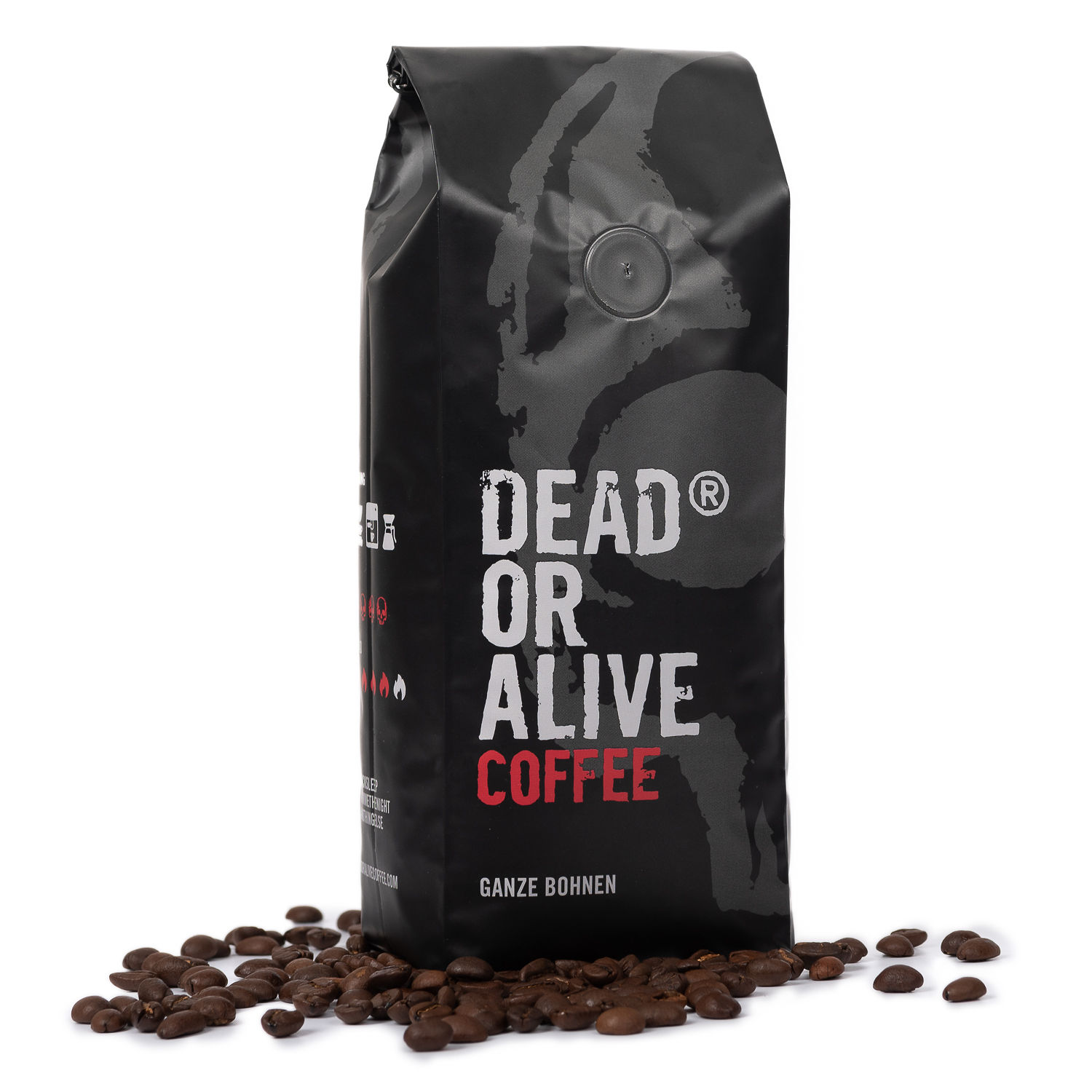 DEAD OR ALIVE COFFEE ORIGINAL