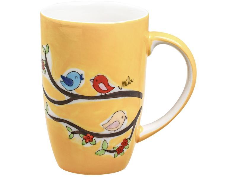 Kaffeetasse Lovely Birds