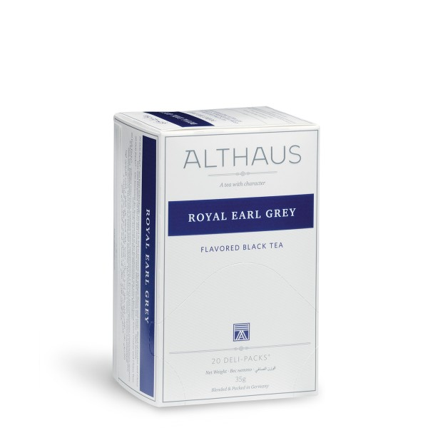 ALTHAUS Royal Earl Grey 20 Beutel