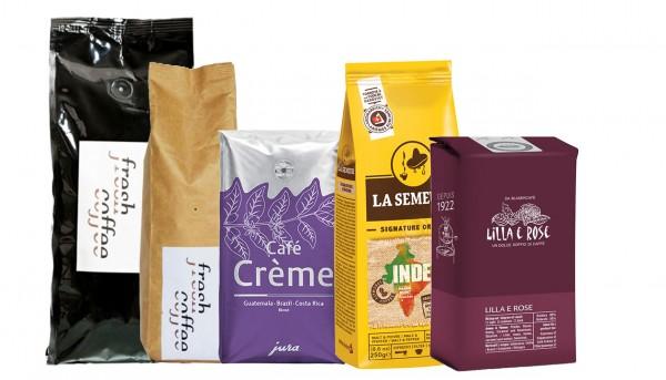 Kaffee Creme Probierpacket