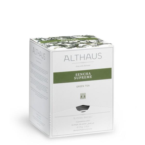 ALTHAUS Sencha Supreme 15 Beutel