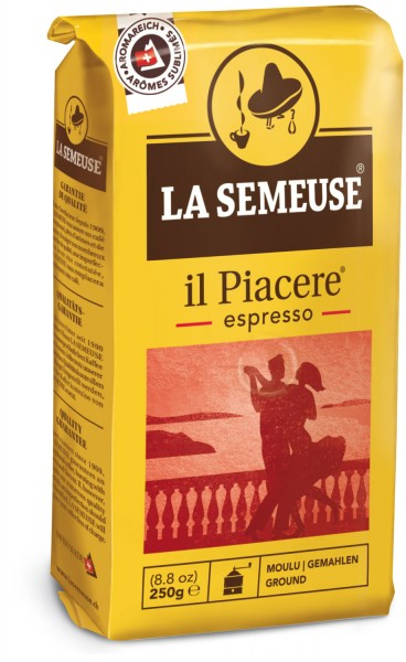 La Semeuse iL Piacere Bohnen 250 g