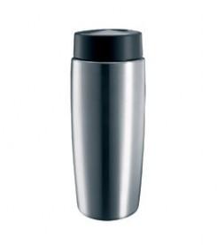Edelstahl-Isoliermilchbehälter 0,6l