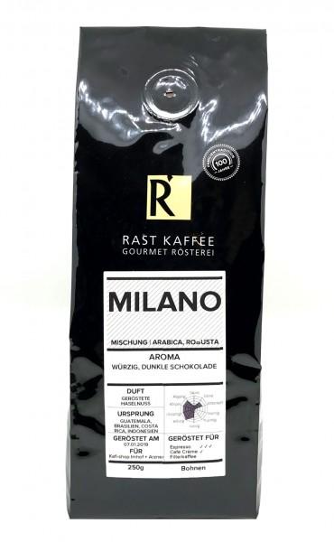 Rast Kaffee Milano 250g