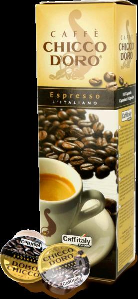CHICCO D'ORO | Espresso Italiano