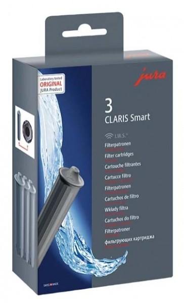 JURA CLARIS Smart Filterpatrone 3er Set