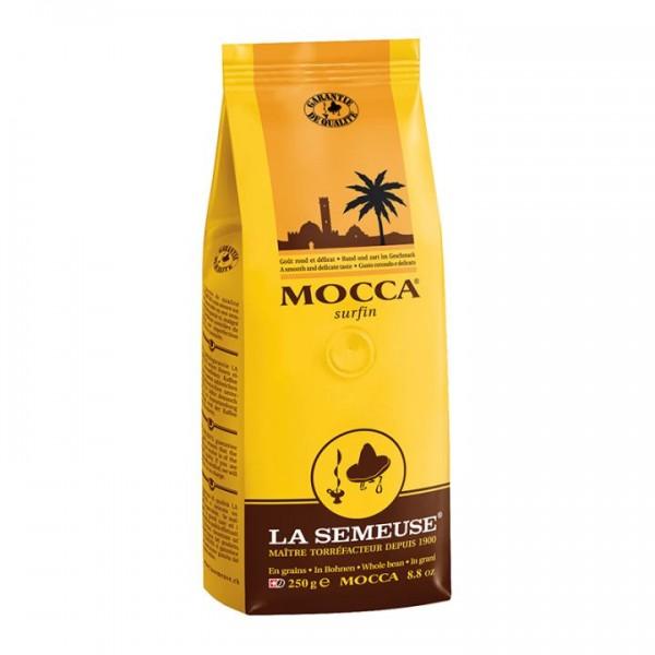 La Semeuse   MOCCA Bohnen   250 g
