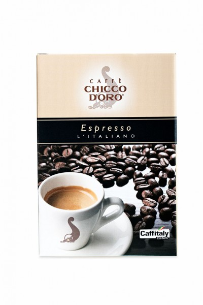 CHICCO D'ORO   Espresso Italiano