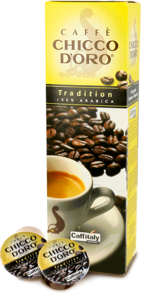CHICCO D'oro | Tradition 100% Arabica