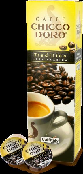 CHICCO D'oro | Tradition 100% Arabica