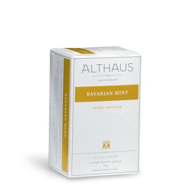 ALTHAUS Bavarian Mint 20 Beutel