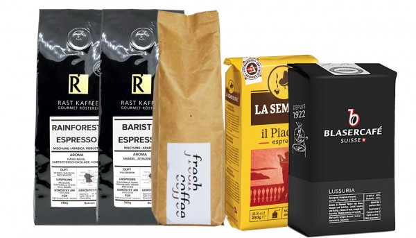 Espresso Kräftig Probierpacket