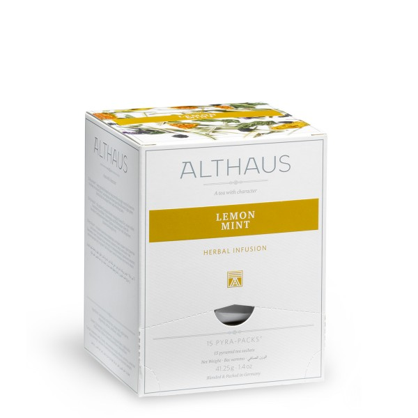 ALTHAUS Lemon Mint 15 Beutel