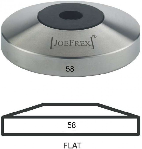 Joe Frex Tamper Unterteil Base Flat