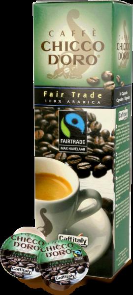 CHICCO D'ORO | Fair Trade 100% Arabica