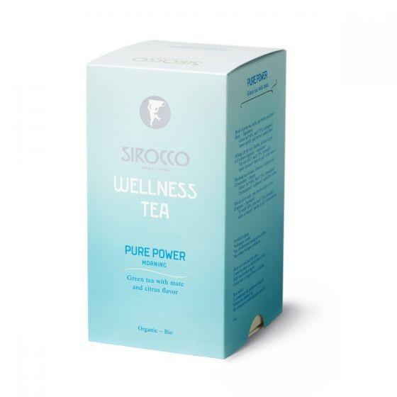 SIROCCO Bio Wellness Tea Pure Power