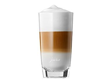 JURA Latte-macchiato-Gläser 2er Set