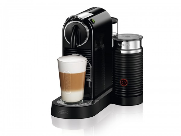 Nespresso DeLonghi Citiz + Milk