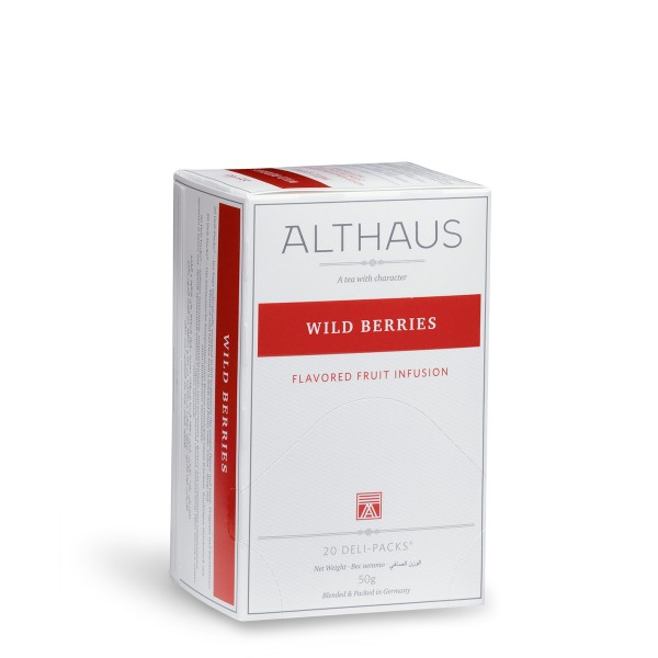 ALTHAUS Wild Berries 20 Beutel