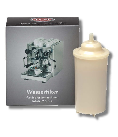 ECM Wasserfilter Siebträger