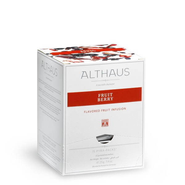 ALTHAUS Fruit Berry 15 Beutel