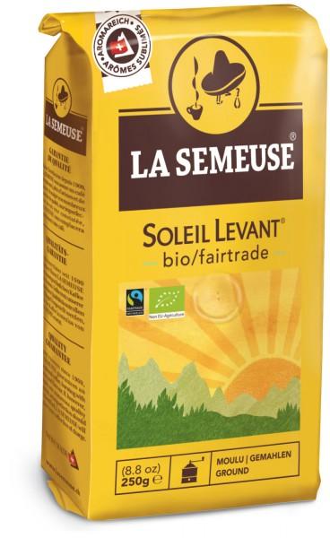 La Semeuse Soleil Levant Bohnen 250 g