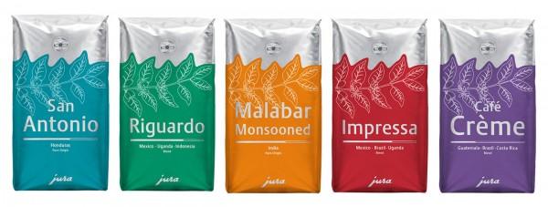 JURA Kaffee Probierpacket