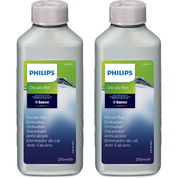 Philips Saeco Entkalker 2 x 250 ml